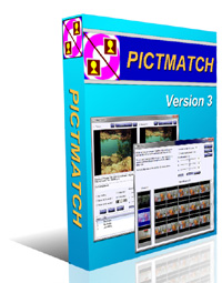 PictMatch box shot (available as electronic download only)
